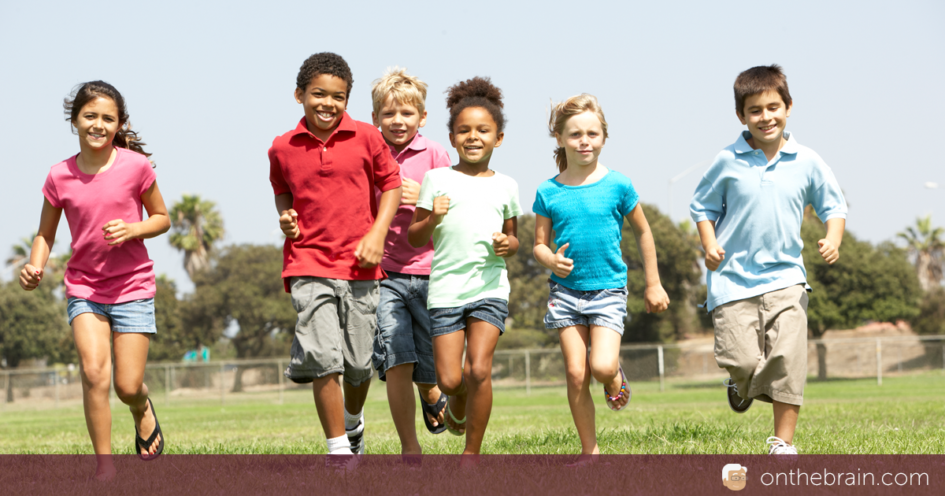 Does exercise make kids smarter On the Brain with Dr Michael